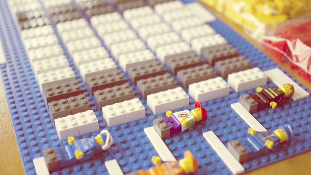 LEGO Mensen Kalender