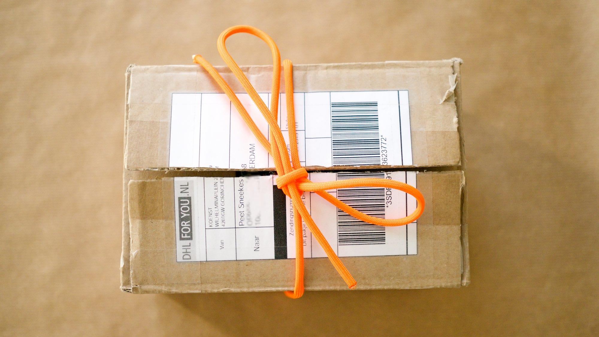 Het doosje